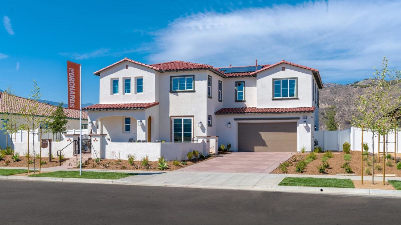 Exterior Residence 4 The Orchards at Heritage Grove Fillmore