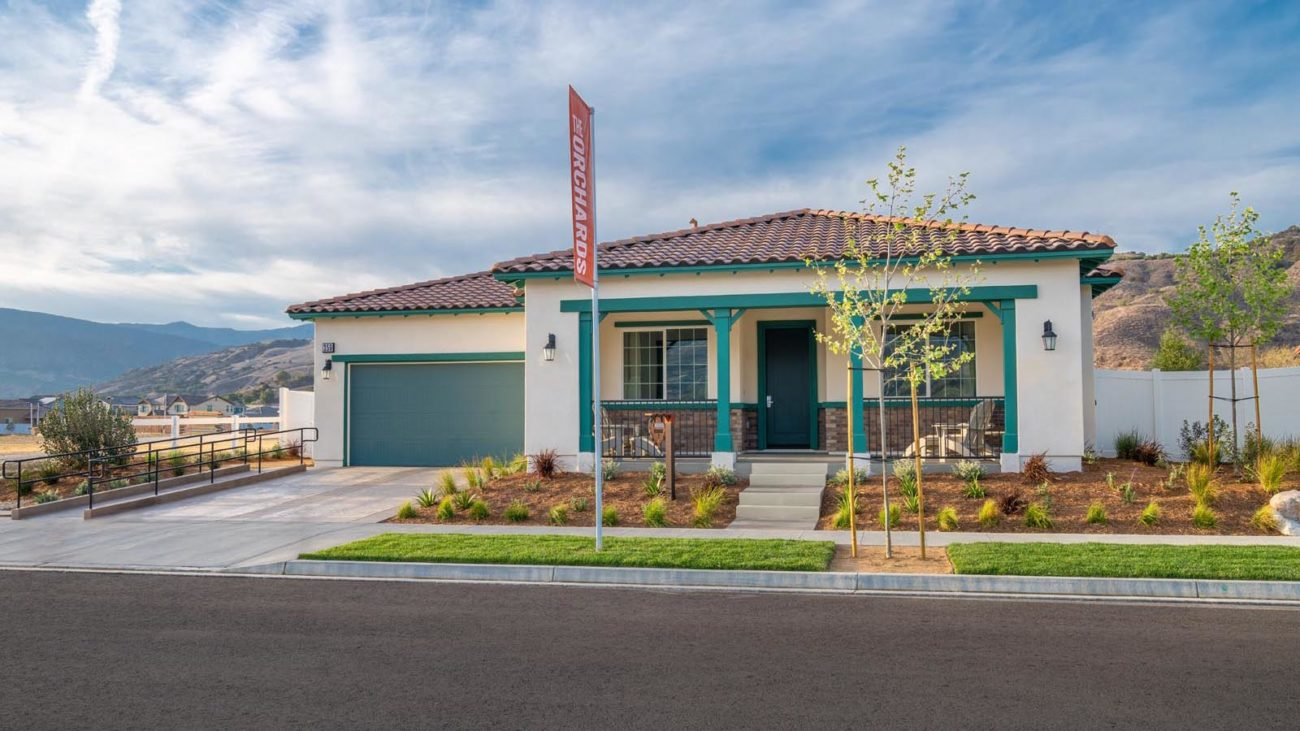 Model Residence 3B The Orchards at Heritage Grove Fillmore