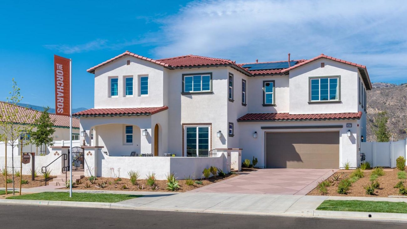 Model Residence 4A The Orchards at Heritage Grove Fillmore