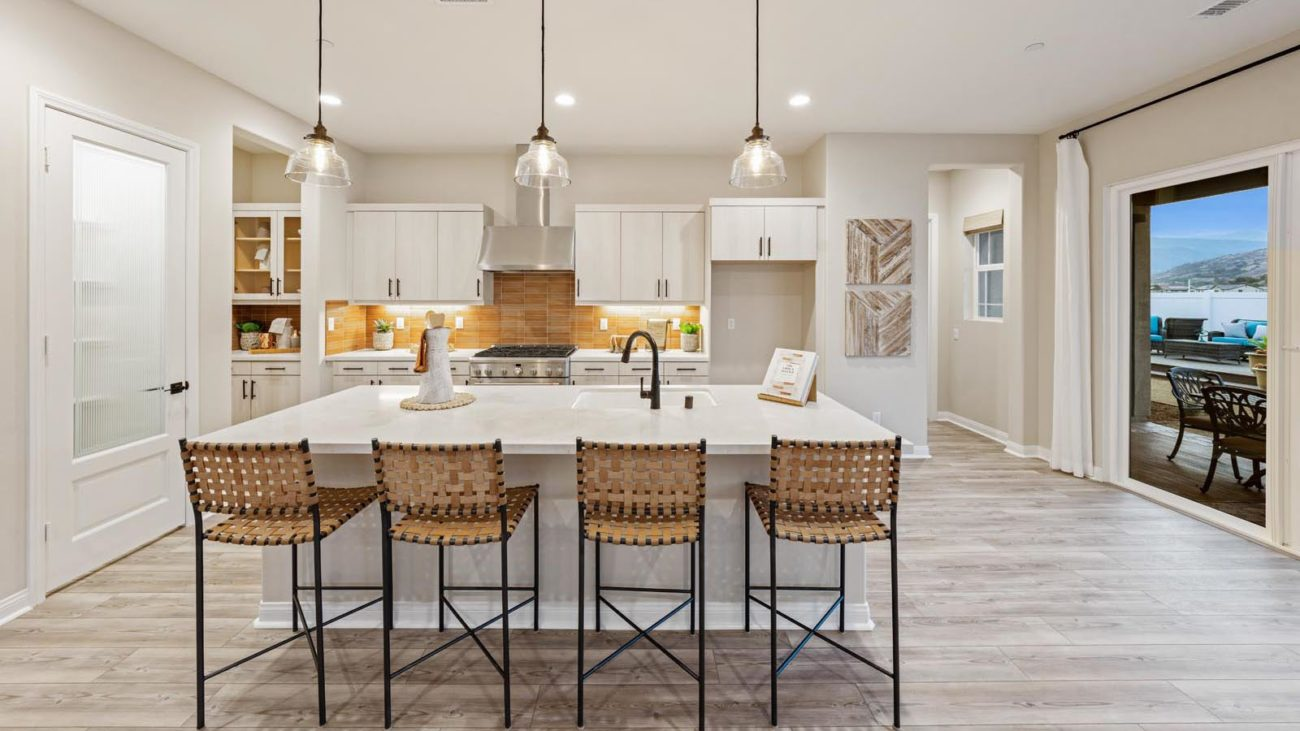 Kitchen Residence 1 The Orchards at Heritage Grove Fillmore