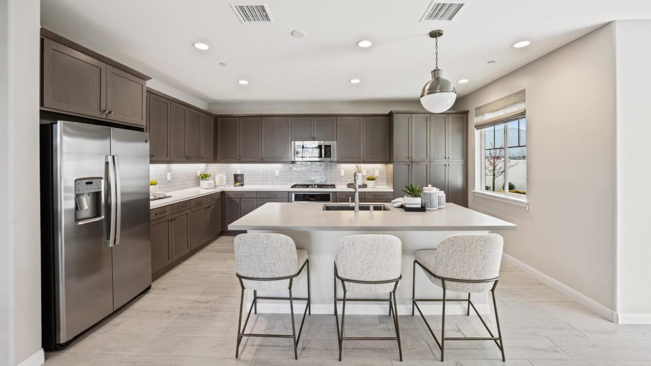 Kitchen Residence 2 The Orchards at Heritage Grove Fillmore